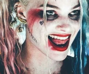harley quinn, movie, and suicide squad image