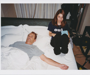 bill murray, Sofia Coppola, and lost in translation image