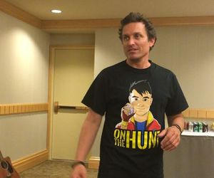 chuck, supernatural, and rob benedict image