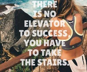 motivation, summer, and workout image