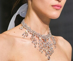 diamond, jewellery, and necklace image