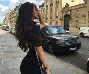 girl, fashion, and luxury image
