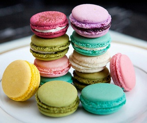 colorful, delicious, and dessert image