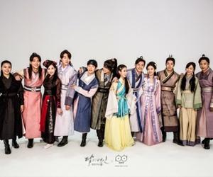 baekhyun, kdrama, and seohyun image
