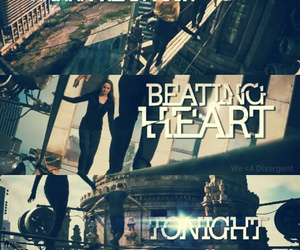 beating heart, divergent, and tris prior image