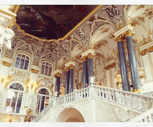 hermitage, russia, and saint petersburg image