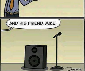 funny, lol, and speaker image