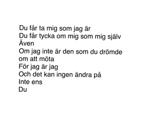 Romantik, svenska, and du image