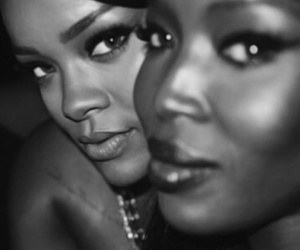 rihanna, fashion, and Naomi Campbell image