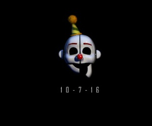 five night at freddy's, sister location, and fnaf sl image