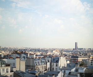 france, montmartre, and paris image