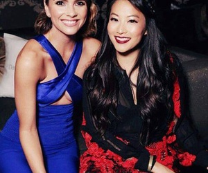 arden cho, shelley hennig, and teen wolf image