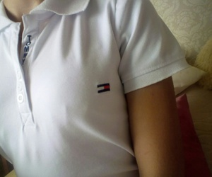 girl, tommy hilfiger, and Polo image