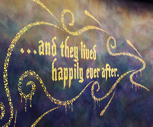 happily ever after, disney, and fairytale image