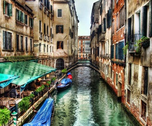 venice, italy, and river image