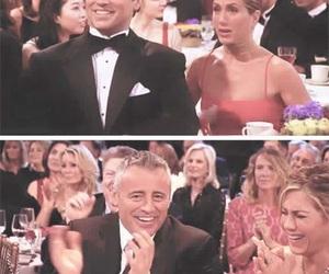 friends, Jennifer Aniston, and Joey image