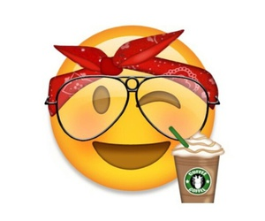 emoji and starbucks image