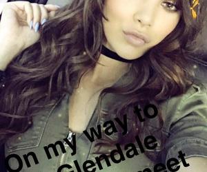 girl, snapchat, and icon image