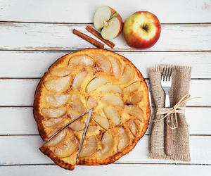 apple, food, and Apple Pie image