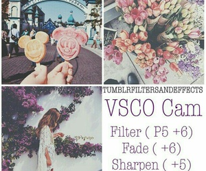 vsco, filter, and editing image