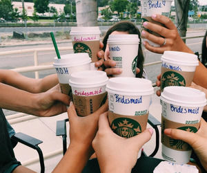 coffee, aesthetic, and bride image