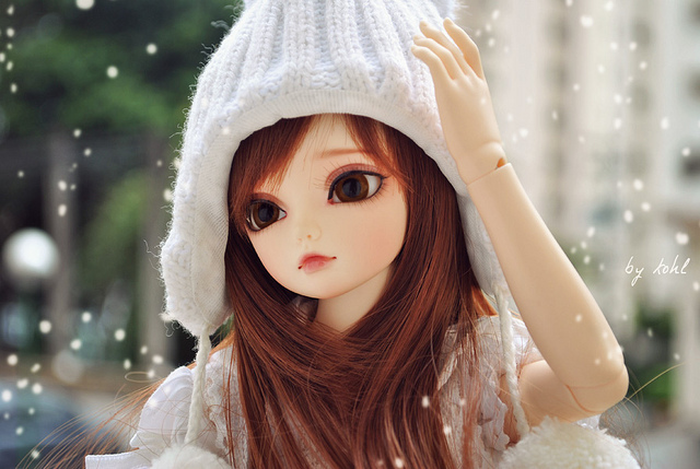 ball jointed doll, bjd, cute, doll, pretty - inspiring picture on ...