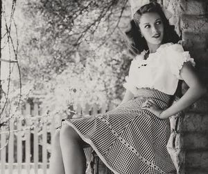 vintage, beauty, and girl image