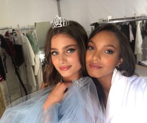 taylor hill, lais ribeiro, and taylor marie hill image
