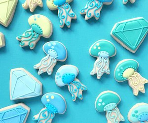 Cookies, food, and wallpaper image