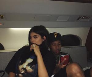 boyfriend, girlfriend, and tyga image