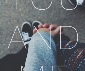 just you and me image