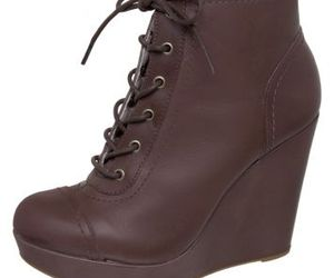 brown, shoe, and ankle boot image