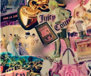 choose juicy, Collage, and fashion image