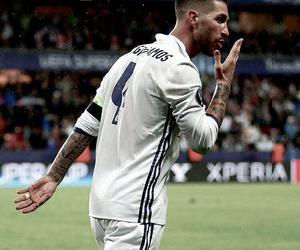 ramos, halamadrid, and madridreal image