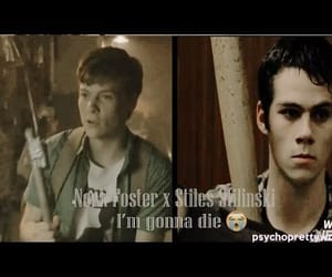 humor, scream, and dylan o'brien image