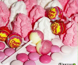 candy and pink image