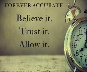 believe, god, and trust image