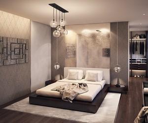 bedroom, fashion, and home image