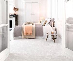 bedroom, minimalist, and style image