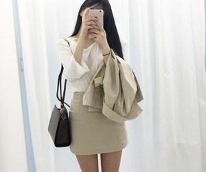 kfashion, ulzzang, and asian image