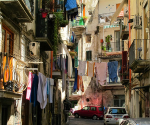 Dolce Vita, italy, and Naples image