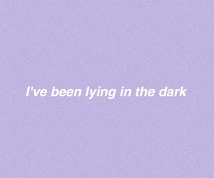 quote and lilac image