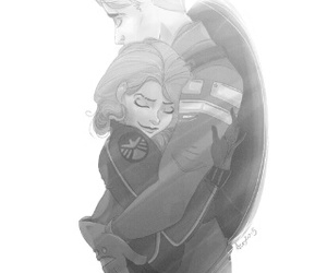 Marvel and romanogers image