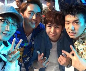 2PM, kim, and nichkhun image