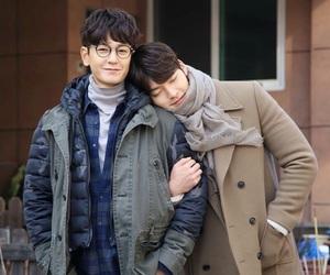 bin, kim, and hwan image
