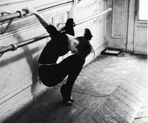 ballet, audrey hepburn, and dance image
