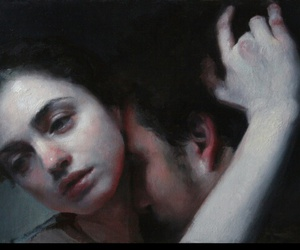 art, painting, and maria kreyn image