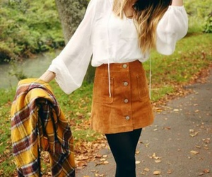 fashion, autumn, and zoella image