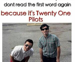 twenty one pilots, tøp, and josh dun image