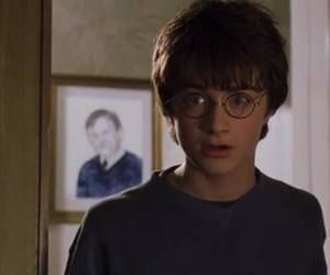 daniel radcliffe, magic, and harry potter image